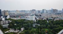 郑州市核心区风景