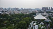 郑州市人民公园风景