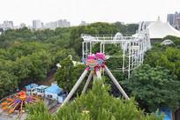 郑州市人民公园游乐设施