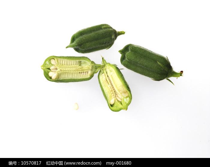芝麻绿色图片