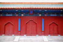 北京北海公园真谛门