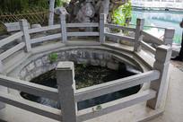 济南珍珠泉风景区九角泉