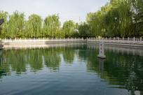 美丽的济南珍珠泉