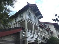 特色新中式民宿建筑