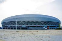 鞍山奥体中心体育场与广场