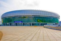 鞍山奥体中心体育馆