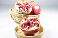 红色石榴籽