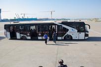 济南国际机场摆渡车