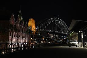 悉尼大桥匝道