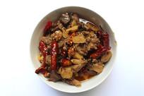 子姜炒鸭肉