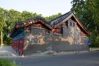 济南珍珠泉大院清巡抚院署大堂