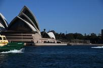 海滨悉尼歌剧院