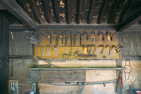 韩国铁匠铺制作的日常用品