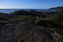 塔斯马尼亚礁石