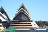 悉尼歌剧院近景