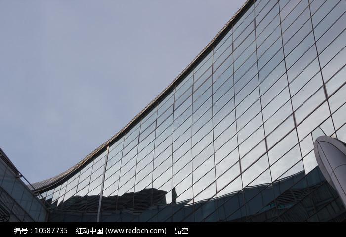 现代建筑玻璃幕墙图片