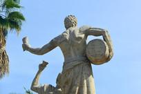酒文化主题雕塑