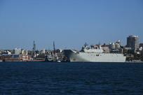 悉尼港舰船