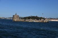 悉尼港外碉堡