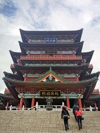 中国四大名楼滕王阁外景