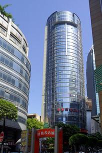 重庆市渝中区的国际商务中心