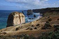 澳洲大洋路十二门徒沿线