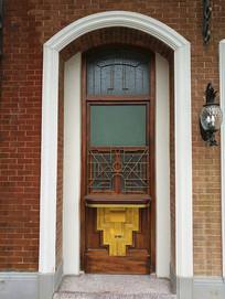 新世界影视城门窗