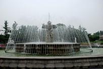 北京世界公园景观之喷泉