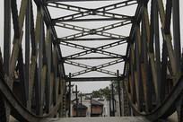 拍摄外白渡桥图