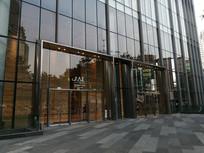 广州太古汇商务大楼入口