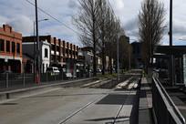 墨尔本CBD有轨电车交通