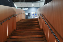 墨尔本大学建筑学院楼梯