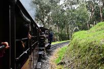 普芬比利蒸汽小火车