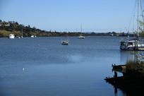 澳洲朗塞斯顿海滨游艇码头