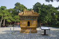 北京明十三陵香炉
