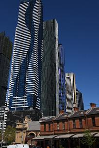 墨尔本都市建筑