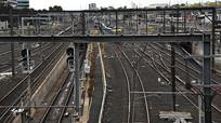 墨尔本中央车站轨道