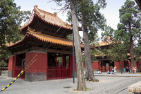 山东省曲阜孔庙建筑