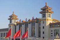 北京站建筑外景