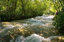 荔波小七孔-响水河石上森林