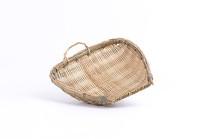 手工编织的簸箕