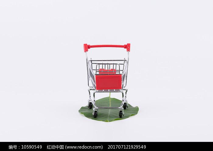 小购物车图片