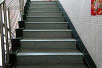 小区花岗岩楼梯