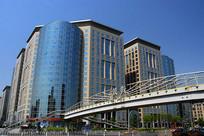 北京东单银街和东方新天地