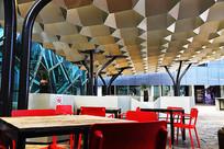 墨尔本联邦广场餐厅