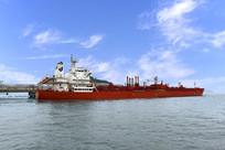 海上石油采集