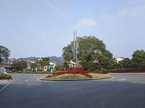 毛坦厂雕塑腾飞