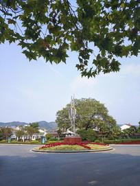 毛坦厂中学雕塑