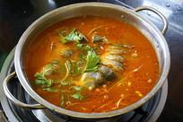 苗家菜名菜-酸汤鱼