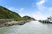 洋山码头风光